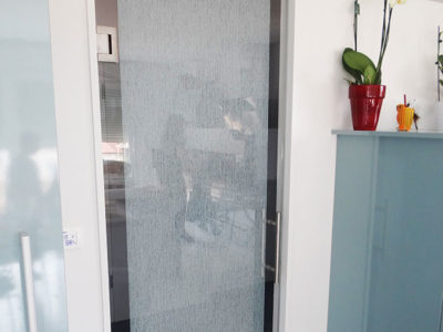 bespoke sliding glass door