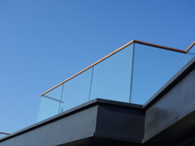 price glass balustrade bespoke glass railing