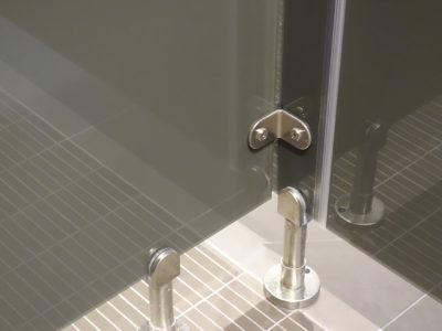 tailor made shower screen