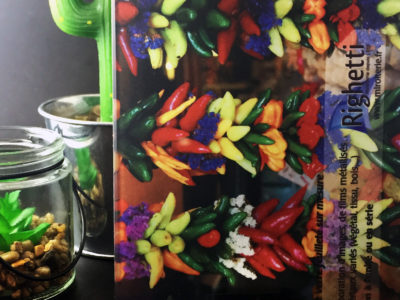 decorative glass with image interlayer