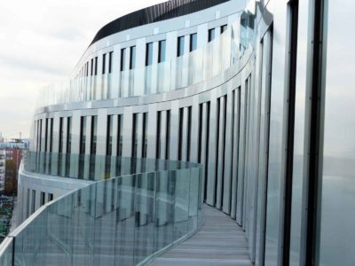 glass balustrade bespoke toughened laminated glass