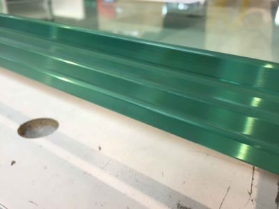 glass stairs decorative laminated glass