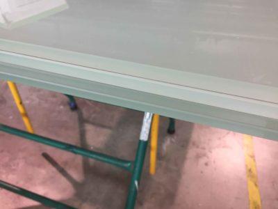 opal decorative laminated glass