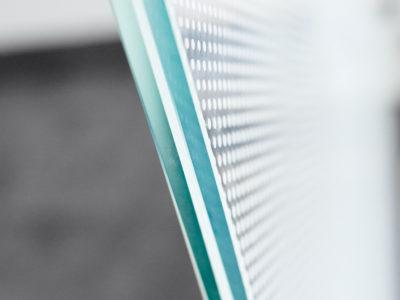 bespoke decorative laminated glass