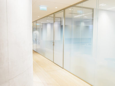 bespoke glass partitions