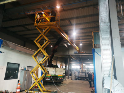 equipement bespoke glass manufacturer