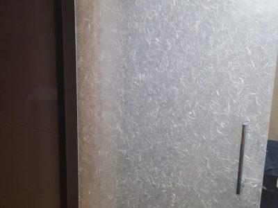 bespoke glass door