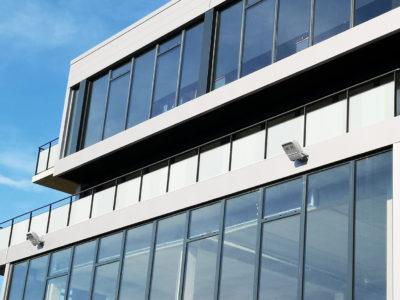 glass railing fixing system