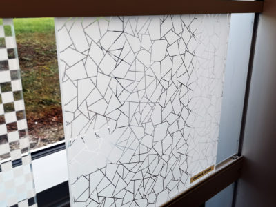 bespoke decorative laminated glass